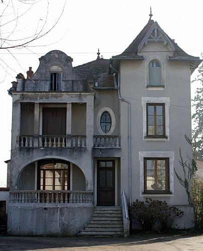 Villa 33 avenue de la Gare