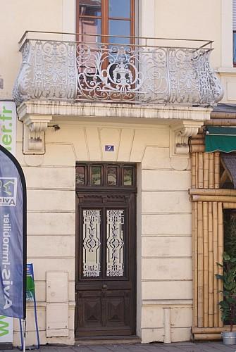 Immeuble 7 rue de Saint-Etienne