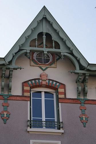 Villa 13 rue de Saint-Etienne