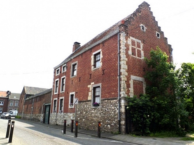 La 'Maison de l'hôpital'