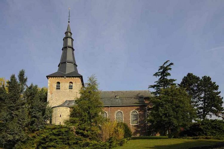 La tour de l'église Saint-Martin