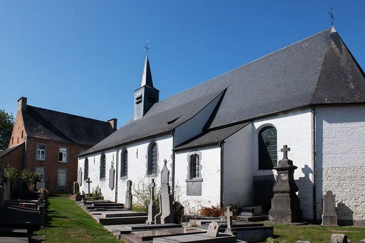 L'église Saint-François d'Assise