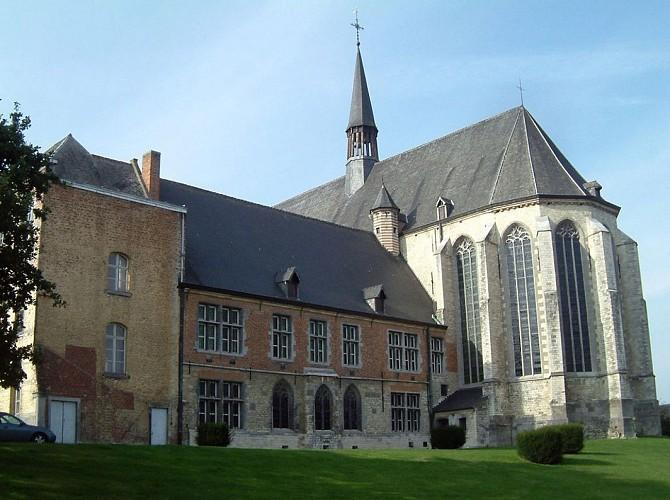 L'église du couvent des récollets
