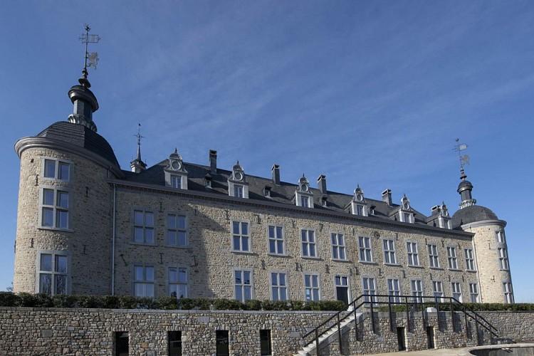 Le château de Mirwart