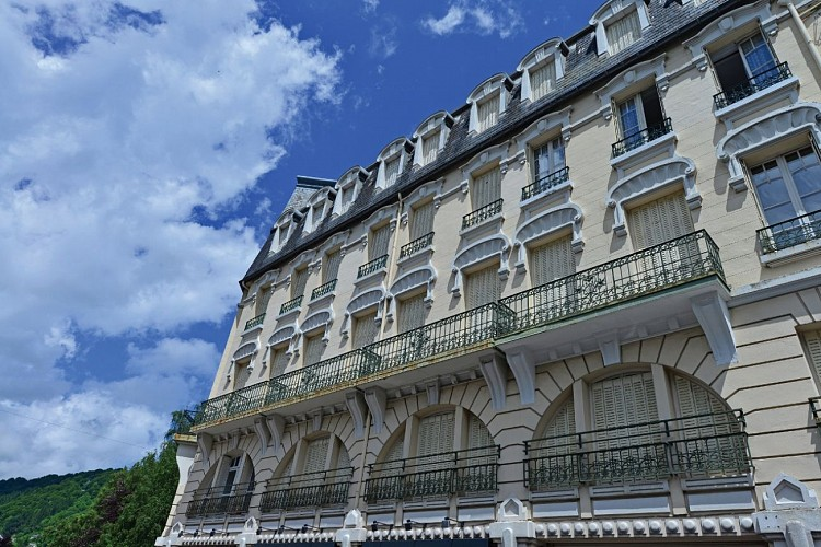 Ancien Hôtel Gallia
