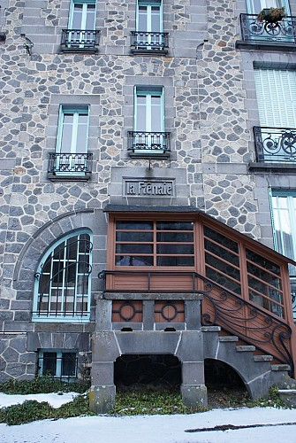Immeuble La Frênaie