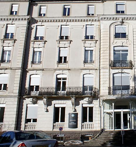 Ancien Hôtel International