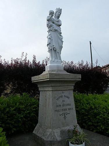 Madone Notre Dame de Bon Secours