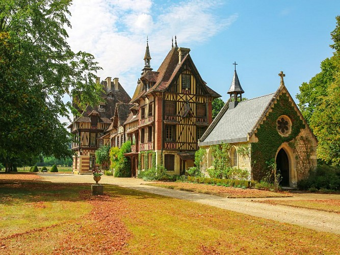 Villers Manor and Park