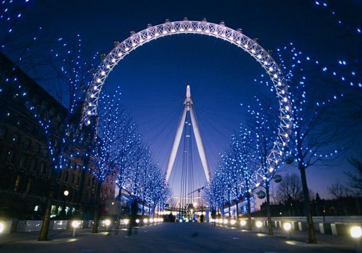 Billet London Eye