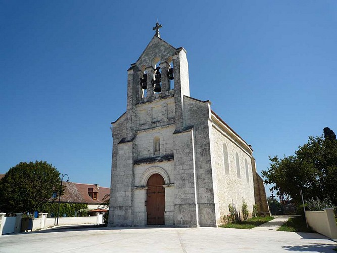 Eglise de Saint Laurent des Vignes