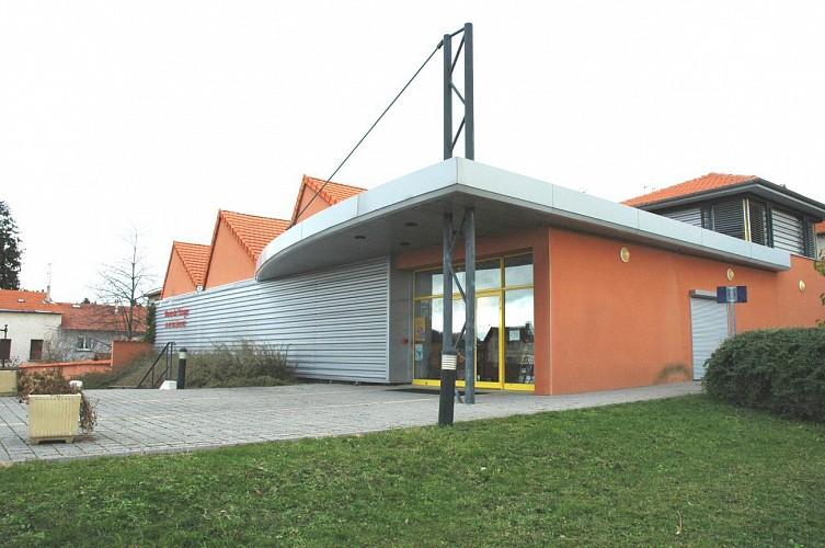 Musée du Tissage et de la Soierie