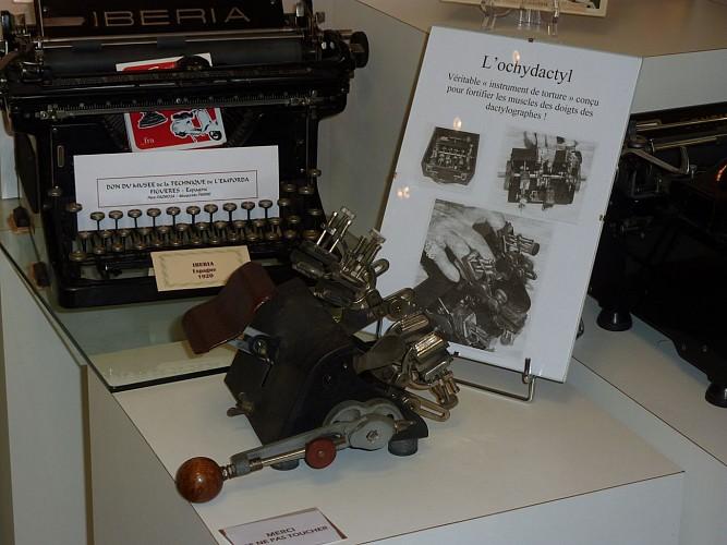 La Préface et l'aventure de la machine à écrire et à calculer
