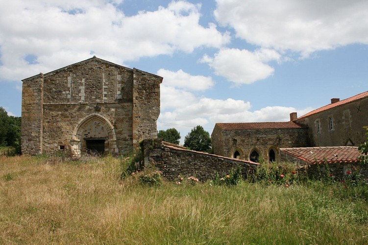 L'Abbaye de Trizay