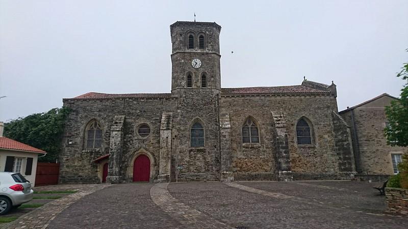 Eglise Sainte-Quitterie