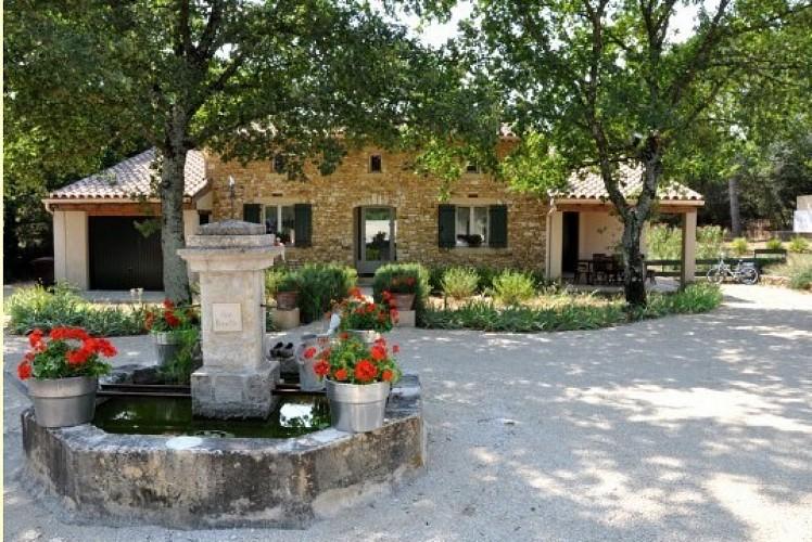 Mas Pepette - Le charme de la Provence