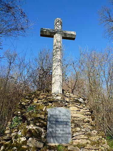 La croix des Martyrs