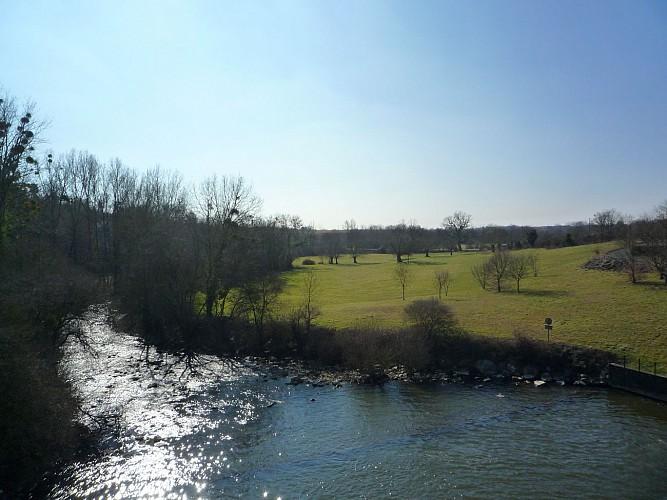 Barrage de Rochereau