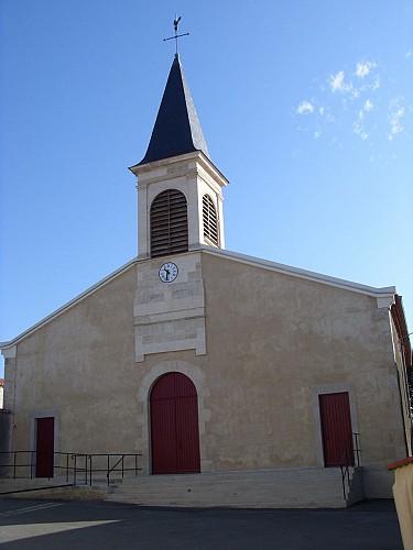 Eglise de Rochetrejoux