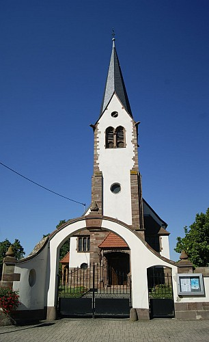 Eglise catholique Saint-Martin