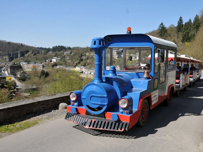 Le P'tit train de La Roche
