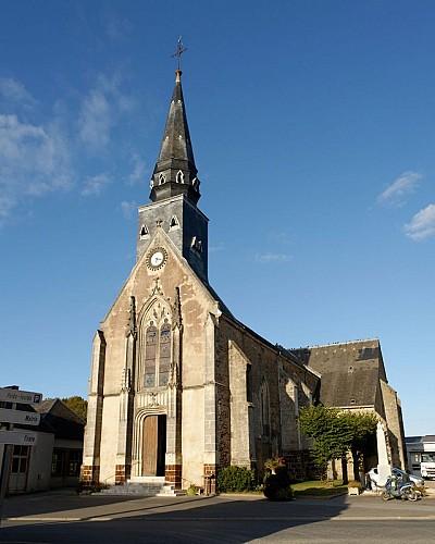 Eglise Saint-Pierre de Souday