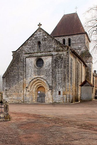 Eglise de champeaux