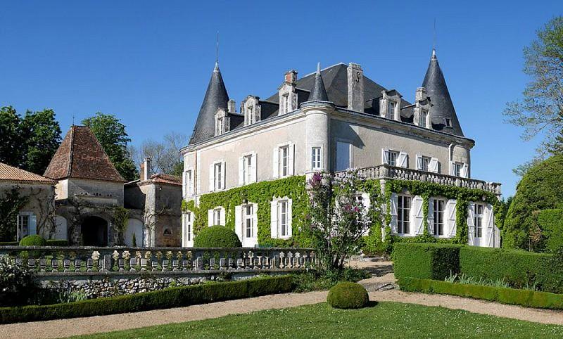 Le château de lannet