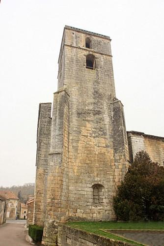 Eglise de la Rochebeaucourt