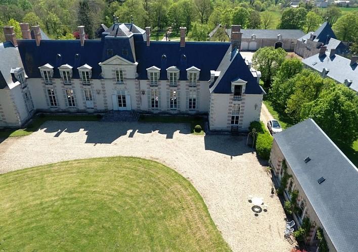 Château de la Touanne - Le Château de la Touanne