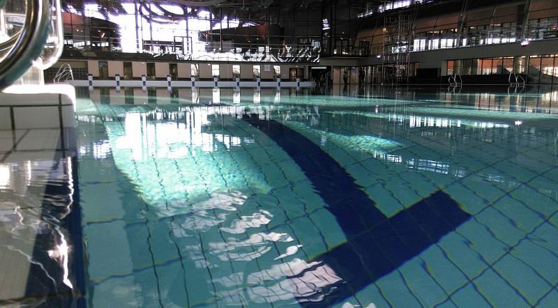 Zwemparadijs Aquapolis in Limoges