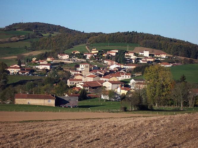 Départ du Village de Duerne