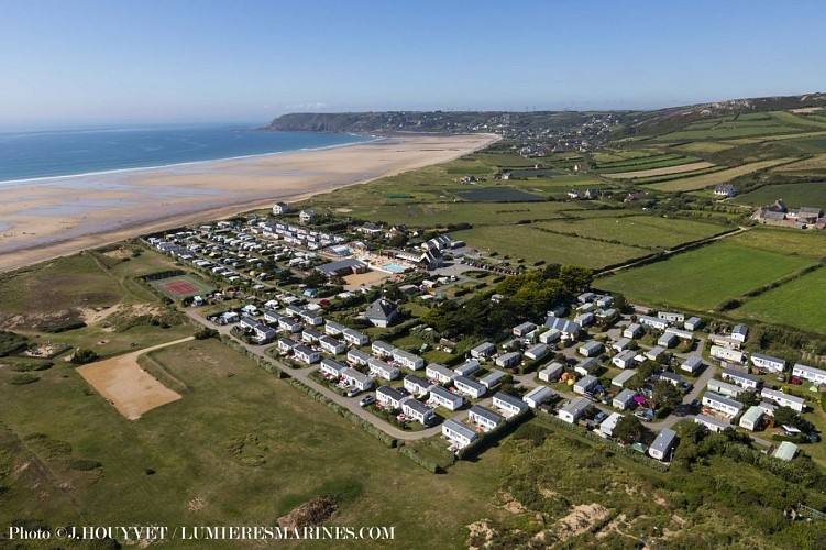 Aire de camping-car > Camping Le Grand Large