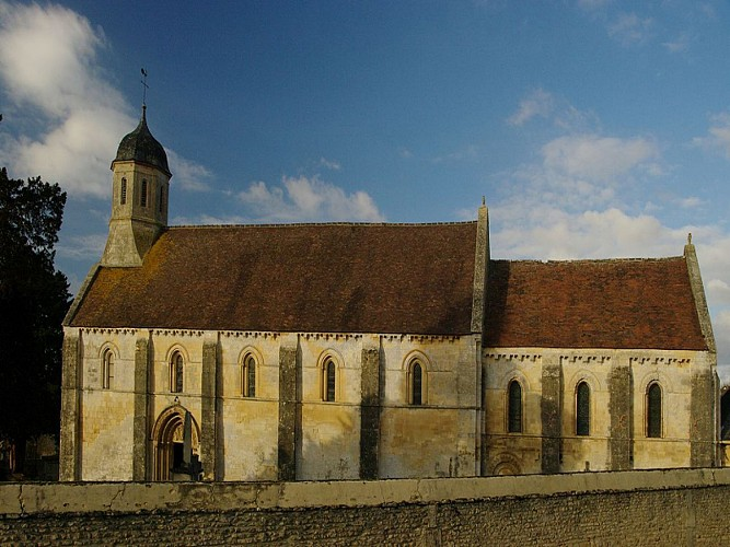 Eglise Notre-Dame (XIIème-XIVème siècles)