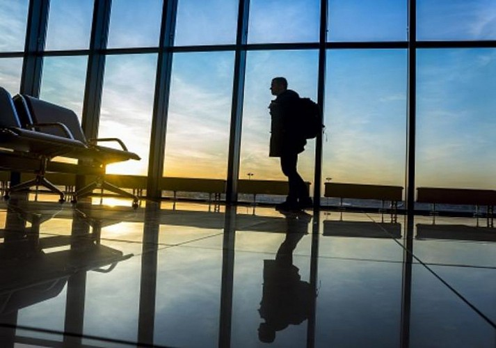 Shuttle transfer from Keflavik airport to your hotel in Reykjavik