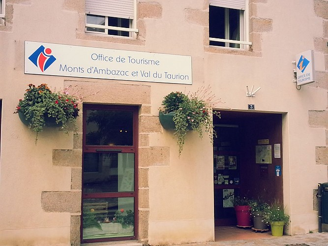 Office de Tourisme des Monts du Limousin