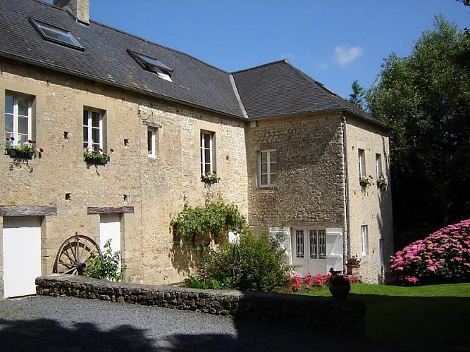 Le Moulin de la Martinière