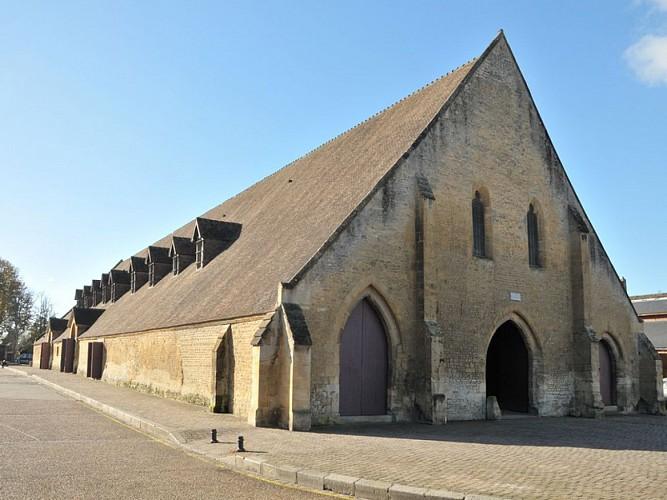 Halle médiévale