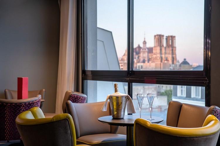 Hôtel-Restaurant Holiday Inn - Reims Centre