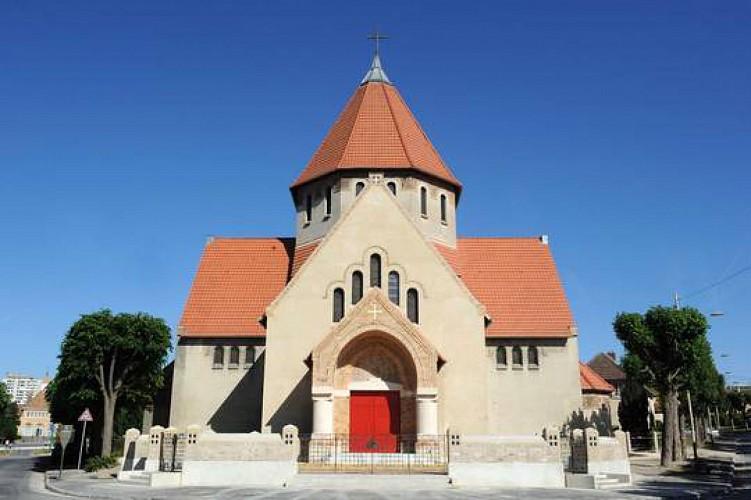 Eglise Saint-Nicaise - Reims