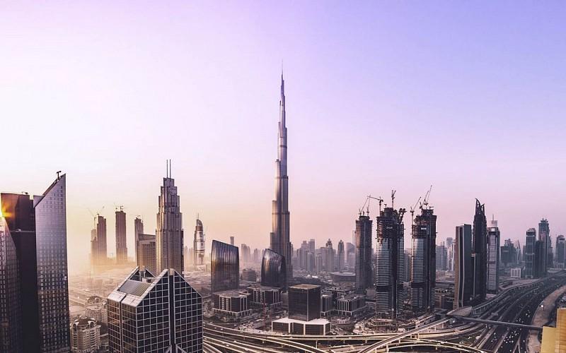 Burj Khalifa: Sunset - At the Top (Level 124 & 125)