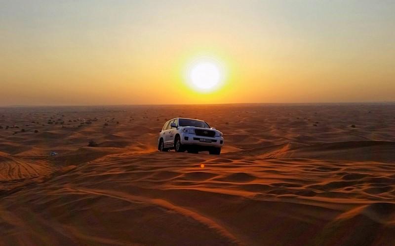 Dubai City Tour & Desert Safari Combo