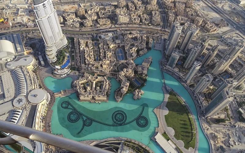 Burj Khalifa At The Top + Dubai Aquarium +  Desert Safari 2 Day Combo