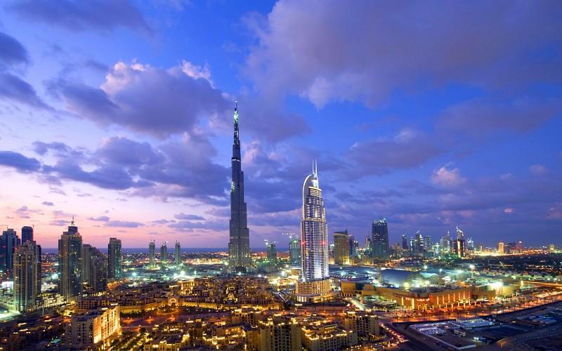 Dubai City Tour & Burj Khalifa Tickets Combo