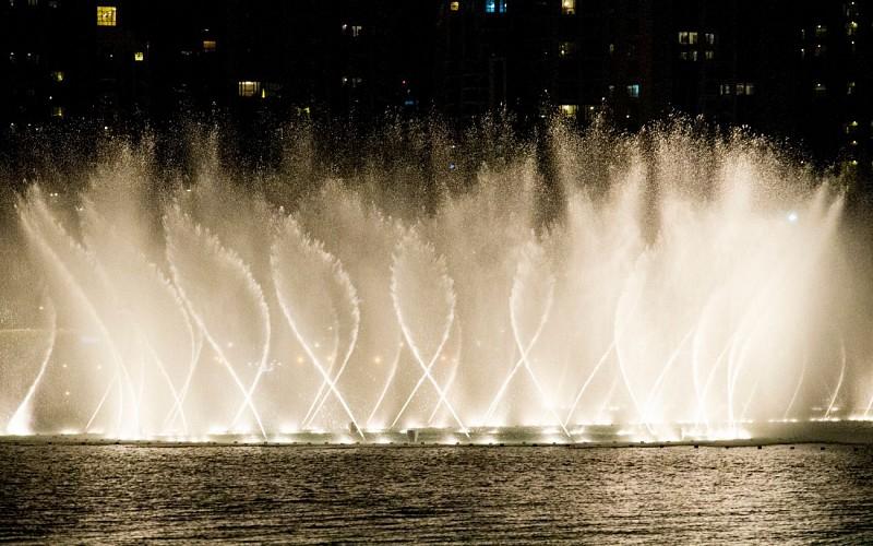 Aquaventure Waterpark & Fountain Lake Ride Combo
