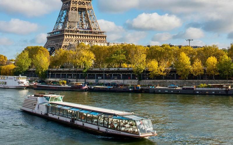 Seine River Dinner Cruise