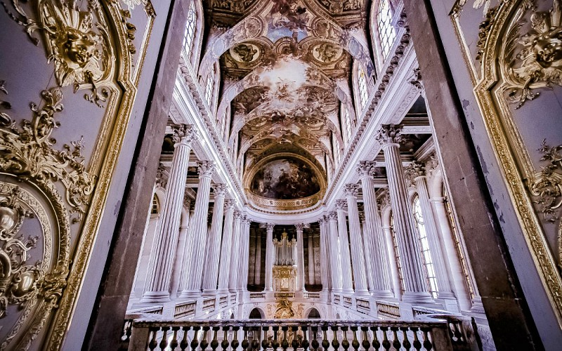 Palace of Versailles All Access Passport Entry with Audioguide