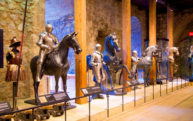 The Tower of London and the Crown Jewels