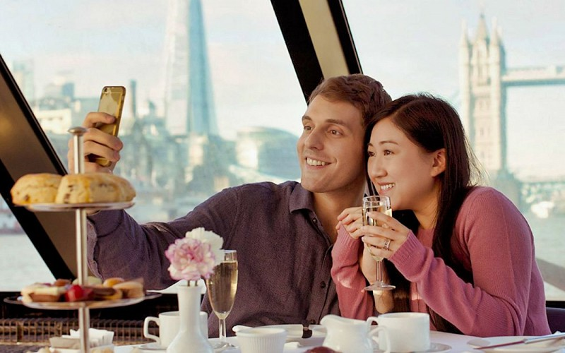 Afternoon Tea Cruise on River Thames