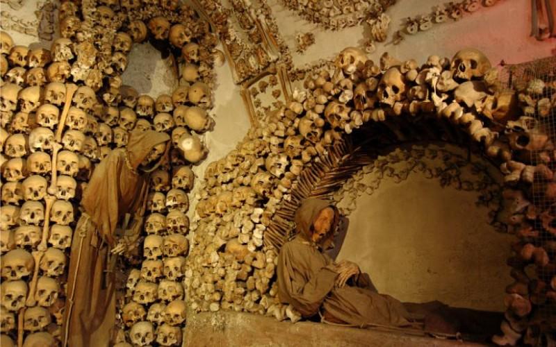 Crypts, Bones & Catacombs Tour
